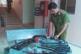 Phát hiện hàng ngàn bưu phẩm chứa linh kiện súng tự chế