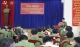 TX.Thuận An: Triển khai kế hoạch tấn công trấn áp tội phạm trước, trong và sau Tết Nguyên đán