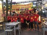 Bình Dương trước giờ bóng lăn trận chung kết lượt về ĐTVN – Malaysia