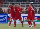 Anh Đức rơi nước mắt sau khi giúp Việt Nam vô địch AFF Cup 2018