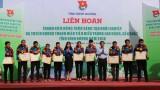 Tỉnh đoàn: Tổ chức liên hoan thanh niên nông thôn sáng tạo khởi nghiệp và tuyên dương thanh niên tiêu biểu trong lao động sản xuất năm 2018