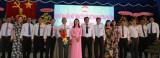 Ủy ban Mặt trận Tổ quốc phường Phú Tân, Tp.Thủ Dầu Một: Tổ chức thành công đại hội điểm