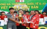 Tokyu S Reyes vô địch Giải Bóng đá thiếu niên quốc tế U13 Việt Nam – Nhật Bản