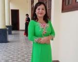 Người chi hội trưởng phụ nữ gương mẫu