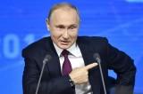 Tổng thống Nga lạc quan về quan hệ với Nhật Bản và Trung Quốc