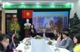Phó Chủ tịch nước thăm Ủy ban Đoàn kết Công giáo Việt Nam