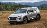 Hyundai Santa Fe 2019 thêm bản mở khóa vân tay