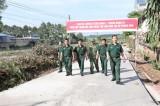 Trung đoàn 31 hành quân dã ngoại làm công tác dân vận đợt 2 năm 2018