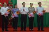 Ban Chỉ huy Quân sự huyện Phú Giáo: Ra mắt các đơn vị tự vệ
