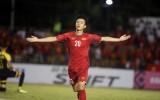 Tuyển VN thắng Philippines 4-2 ở trận đá tập tại Qatar