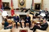 Mỹ: Thế căng như dây đàn giữa Nhà Trắng và các lãnh đạo đảng Dân chủ