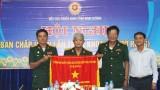 Hội Cựu chiến binh tỉnh nhận cờ thi đua của Thủ tướng Chính phủ