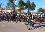 Khai mạc Giải xe đạp Truyền hình Bình Dương mở rộng lần VI năm 2019- Cúp Tôn Đại Thiên Lộc