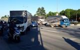 Khẩn trương điều tra tai nạn liên hoàn khi dừng chờ tín hiệu đèn khiến 6 người bị thương