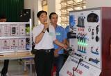 Hội thi Sáng tạo kỹ thuật khối giáo dục nghề nghiệp tỉnh: Sân chơi sáng tạo của đội ngũ giáo viên
