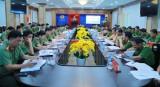 Đảng ủy Công an tỉnh tổ chức Hội nghị Ban Chấp hành mở rộng