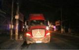 Tài xế xe container gây tai nạn chết người rồi tăng ga bỏ chạy