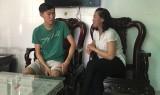 Thanh niên trúng tuyển nghĩa vụ quân sự Nguyễn Thành Lộc: Háo hức được trở thành bộ đội Cụ Hồ