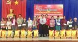 Hội Chữ thập đỏ tỉnh: Thăm, tặng 1.800 phần quà tết cho các gia đình chính sách, người nghèo
