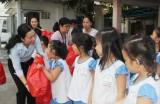 Quỹ Bảo trợ trẻ em tỉnh: Tặng 370 phần quà tết cho trẻ em mồ côi, khuyết tật