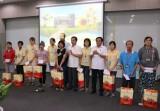 Ủy ban về các vấn đề xã hội của Quốc hội: Giám sát tình hình thực hiện chính sách, pháp luật về an toàn vệ sinh lao động tại Công ty Shyang Hung Cheng