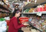 Dầu Tiếng: Các chợ, siêu thị chuẩn bị sớm hàng hóa phục vụ tết