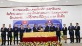 《胡志明全集》第五、第七和第八集老挝语版首发仪式在老挝举行
