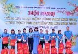 Công đoàn Khu công nghiệp Việt Nam-Singapore: Nỗ lực thực hiện các hoạt động góp phần ổn định quan hệ lao động