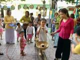 Hội chợ làng quê xuân dành cho trẻ mầm non