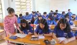 Các trường THPT: Tăng cường thực hiện kỷ cương, nề nếp giảng dạy