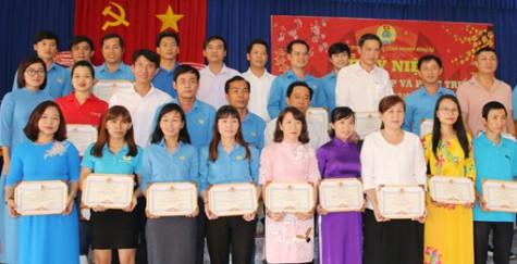 Kỷ niệm 10 năm thành lập Công đoàn các Khu Công nghiệp Bến Cát