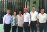 Ban Trị sự chùa Bà Bình Dương: Luôn gắn bó với người khó khăn