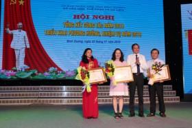 平阳省文化体育旅游厅:荣获2018年全国竞赛运动领先单位锦旗