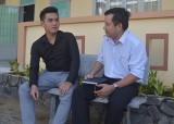 Đảng viên trẻ tình nguyện nhập ngũ Phạm Minh Nghĩa: Phấn đấu rèn luyện để xứng đáng với truyền thống anh hùng của địa phương
