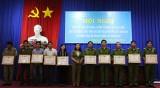 TX.Thuận An: Người dân cung cấp 451 tin báo tố giác tội phạm