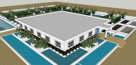 Doanh nhân Huỳnh Uy Dũng: Với mục tiêu xây dựng 100 nhà máy xử lý nước thải