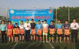 Trung tâm Hỗ trợ Thanh niên công nhân và Lao động trẻ tỉnh: Tổ chức Giải bóng đá thanh niên công nhân