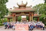 Huyện đoàn Bắc Tân Uyên: Nâng cao hiệu quả công tác giáo dục lý tưởng cách mạng cho thanh thiếu nhi