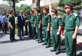 Phó tổng Tư lệnh Quân đội Hoàng gia Campuchia thăm Quân đoàn 4