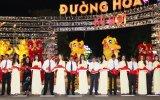Khai mạc Hội hoa Xuân - Đường hoa Xuân Kỷ Hợi 2019