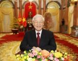 Lời chúc Tết Kỷ Hợi của Tổng Bí thư, Chủ tịch nước Nguyễn Phú Trọng