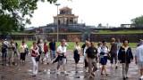 越南顺化古都成为春节游客观光游览的目的地