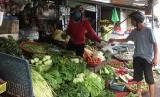 Hàng hóa sau tết tại các chợ trên địa bàn TX.Bến Cát: Dồi dào, giá cả khá ổn định