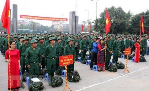 Các địa phương đã sẵn sàng cho ngày hội tòng quân năm 2019