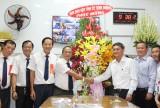 Ban Dân vận Tỉnh ủy: Chúc mừng 4 Bang người Hoa nhân lễ hội Rằm tháng Giêng