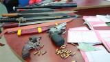 Công an tỉnh: Phát hiện nhiều vụ tàng trữ trái phép vũ khí quân dụng
