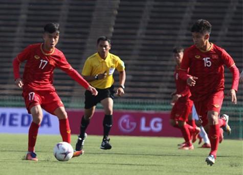Giải vô địch U22 Đông Nam Á, Việt Nam - Đông Timor: Chiến thắng trong tầm tay?