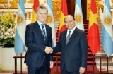 Government leader expects stronger partnership with Argentina