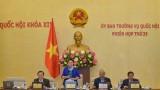 越南国会常务委员会第31次会议正式开幕