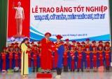 Hơn 650 học viên, sinh viên Đại học Thủ Dầu Một nhận bằng tốt nghiệp